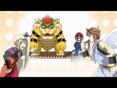 Quote Battle (Kid Icarus: Uprising Fan Animation) - YouTube I LOL'ED at this. Once again goes on ALL boards. I DO NOT OWN THIS!!! Created by: AmazingArtistYellow on deviantart.com and YouTube.com