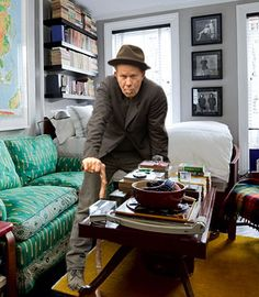 tom waits - Apartment Makeover!!!  LOVE THIS GUY!