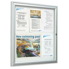 Storage Design Limited - Traditional Noticeboard Cases