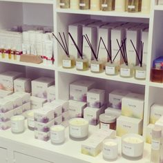 Brand new Neom Organics stock looking super stylish on our store shelves!