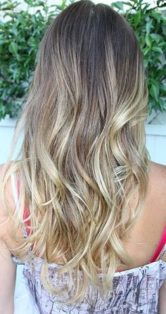 ombre... since im gonna stop highlighting to save money, gonna pull this look off for awhile before i go dark again