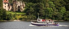 Enjoy Loch Ness cruises and tours in comfort with Loch Ness by Jacobite. Immerse yourself in Scotland's most famous legend and book today. Scotland Tourism, Scotland Travel, Scotland Trip, Lago Ness, Famous Legends, Urquhart Castle, Scotland Holidays, Cairngorms National Park, The Loch