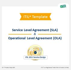 itil service design document template - 1000 images about it itil on pinterest service level