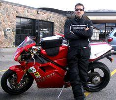 OddBike: Six Years with a Ducati 916