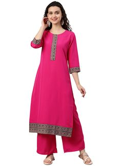 Genuine elegance can come out from your dressing style with this pink faux crepe designer kurti. The lovely embroidered work in the course of the dress is awe inspiring. (Slight variation in color, fabric & work is possible. Model images are only representative.) Latest Kurti Design HAPPY INDEPENDENCE DAY - 15 AUGUST PHOTO GALLERY  | 1.BP.BLOGSPOT.COM  #EDUCRATSWEB 2020-08-12 1.bp.blogspot.com https://1.bp.blogspot.com/-qjTWIPto5d8/W3N6EF_ZkQI/AAAAAAAAAe8/00fcwiT3EjgpGlGAI7dfVVqd3LgLfYigwCLcBGAs/s640/Independence-Day-GIF.gif