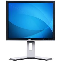 Dell 17 Screen 1280 x 1024 Resolution Refurbished LCD Flat Panel Monitor Monitor Speakers, Built In Speakers, Lcd Monitor, Vga Connector, Monitor For Photo Editing, Liquid Crystal Display, Monitor Lizard, The Computer