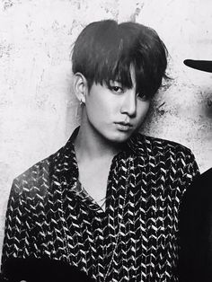 •BTS for 'Singles' Magazine January 2017  Jungkook
