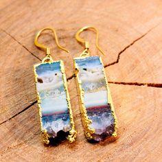 Gurhan Womens Geo 24k Yellow Gold Earrings 367568301 24719980