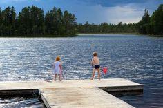 6 redenen waarom een vakantie met kinderen naar Zweden een leuk idee is