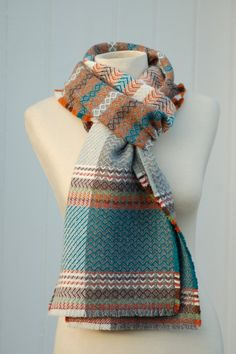 Handwoven scarf, weaving, long scarf, wool scarf, alpaca scarf, over sized scarf, gifts for women, woven, Scotland, wool shawl, wool wrap.