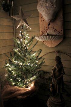 The Holidays come to the veranda