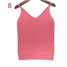 Sexy Knitted Tank Tops Women Gold Thread Top Vest Sequined V Neck Long Tank Tops Blusa Solid Silver Camis Beige Fitness Sweater