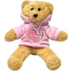 Every little girl needs a little teddy bear!