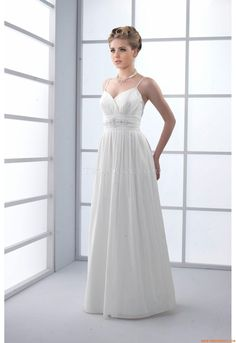Elegant Sweetheart A Line Unique Wedding Dress Venus AT6587 Angel Tradition 2013