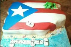 Mi bello Puerto Rico Themed Cakes, Puerto Rico, Favors, Birthday Balloons, Theme Cakes, Presents, Guest Gifts, Cake Art, Gifts