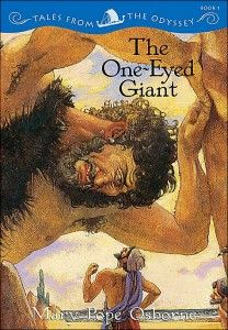 The One-Eyed Giant by Mary Pope Osborne.
