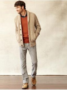 Men's sweater cravings. I love them and want to wear them everyday this fall.