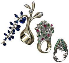 Tomasz Ogrodowski's Jewellery