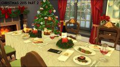 Christmas 2015 set part 2 at Martine's Simblr via Sims 4 Updates Check more at http://sims4updates.net/objects/decor/christmas-2015-set-part-2-at-martines-simblr/