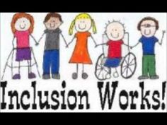 Examining what Inclusion through the eyes of one person. Enjoy this informative video! #Inclusion