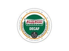 Krispy Kreme Donuts Decaf House Coffee - 48 K Cup Packs * Click on the image for additional details.