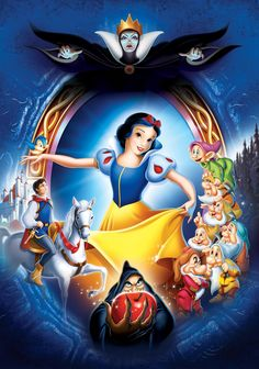 Magic mirror on the wall what's the film that started it all? Walt Disney's first-ever full-length animated feature Snow White and the Seven Dwarfs turns 80 years old today!