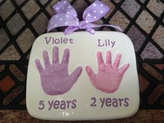 #AD Outnumbered 3 to 1: Made With Love Ceramic Imprints are a Wonderful Keepsake Plus Giveaway