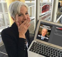 Screw Trump and Hillary — Yes, Jill Stein Can Win