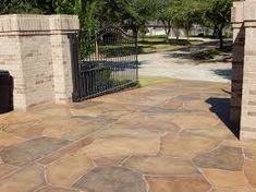 Image result for Driveway garage tile