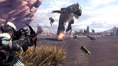 You can now pre-load this weekend's Monster Hunter: World PS4 beta