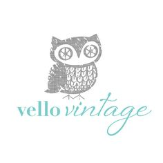 Vintage Logo Design  Custom Logo   with Business Card by amber84, $320.00