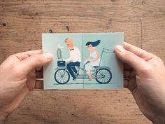 Esses cartões guardam surpresas   IdeaFixa