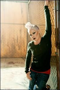 P!nk.  Click Image to view Biography and Discography