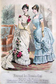 Lovely victorian ladies