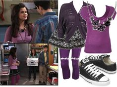"""""""Selena Gomez as Alex Russo"""" by jc10 ❤ liked on Polyvore"""