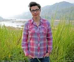 Watch out, Mr Palin! Sue Perkins is just the ticket as a ...