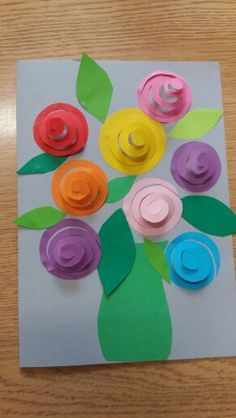 Spring Crafts For Kids Art For Kids Spring Art Easter Crafts Preschool Crafts Art Classroom Future Classroom Flower Crafts Flower Art Diy Crafts For Kids Easy, Halloween Crafts For Toddlers, Mothers Day Crafts For Kids, Spring Crafts For Kids, Summer Crafts, Toddler Crafts, Preschool Crafts, Kids Crafts, Art For Kids