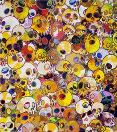 Takashi Murakami - MGST, 1962-2011