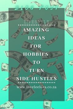 Are you looking for ways to make extra money, all while doing something you really enjoy? If so, perfect! I have some ideas for you. There is nothing more fun than doing what you genuinely enjoy doing and getting paid for it. Here are some ideas on the hobbies you can turn into side hustles to make extra money. Enjoy Thank you 😊 How To Start A Blog, How To Make Money, How To Become, Music Lessons, Amazing Ideas, Extra Money, You Really, You Can Do, Hustle