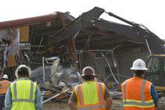 Fort Hood tears down site of 2009 massacre