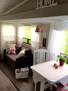 70 genius camper remodel and renovation ideas to apply (2)