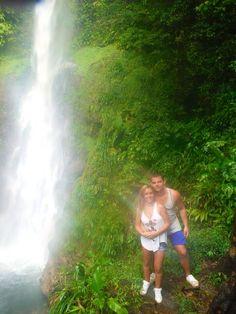 Middleham falls- Dominica