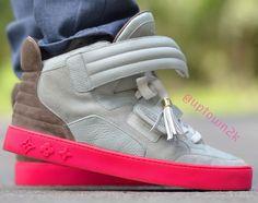 Louis Vuitton Jasper x Kanye West - la sneaker du jour 2009