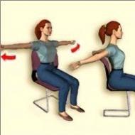 En que la posición es necesario dormir a la escoliosis