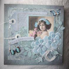 Lamanuelle Marik Voici une carte pochette dans le style héritage  Je vous propose également cette carte Marielle Gaëlle Pupusse Lamanuelle munette60