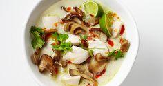 Tom Kha Gai (Chicken Coconut Soup) - Bon Appétit