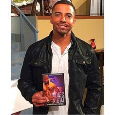 Mr Keyes with his new book Future Boyfriend, To My Future Husband, Christian Keyes, Gospel Hip Hop, Eye Candy Men, Man Candy, Glam House, Morris Chestnut, Hunks Men