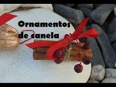 Tutorial de Natal - Ornamentos paus de canela para afastar animais