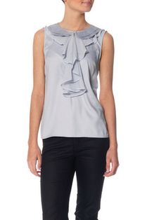 BRODIE S/L TOP WALL 12-13, GRAY DAWN