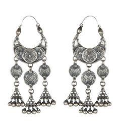 Banjara Earring, Women, Jewelry, AllSaints Spitalfields